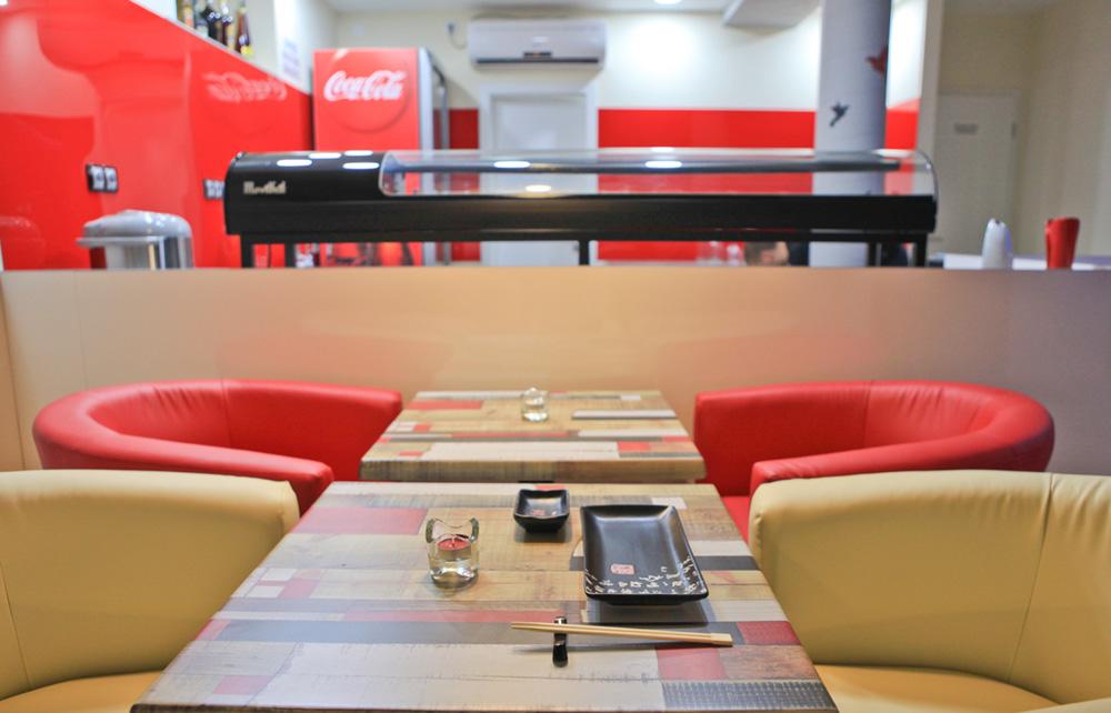Restaurace Sushi Úvaly